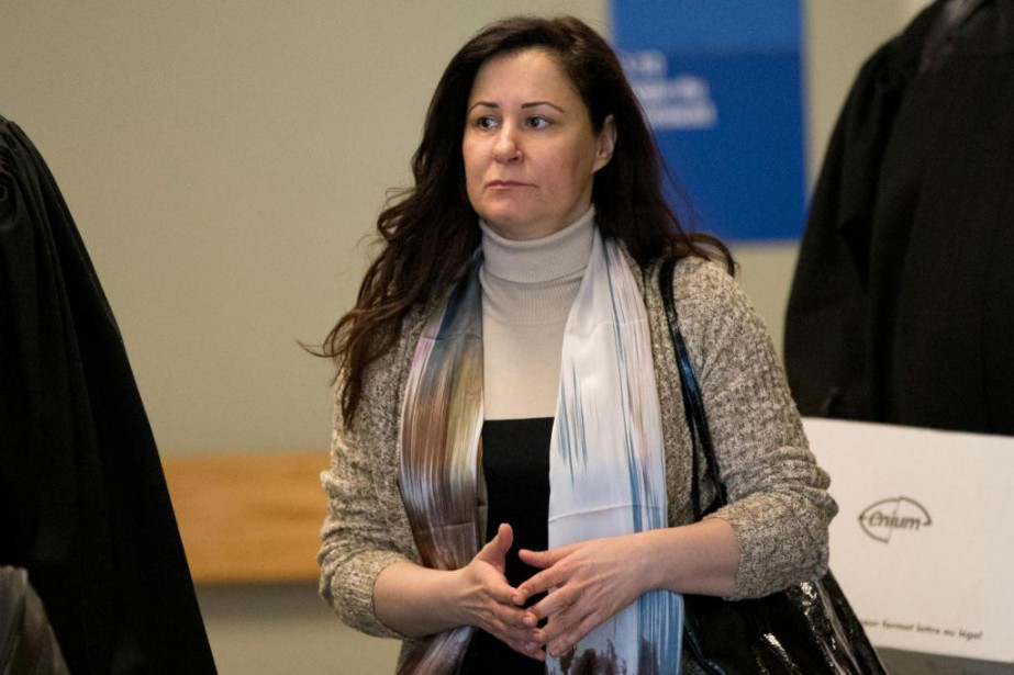 Adèle Sorella a été reconnue coupable en juin... (Photo David Boily, Archives La Presse)