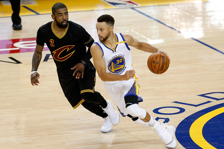 Stephen Curry (30) a été la grande vedette... (Photo Cary Edmondson, USA Today)
