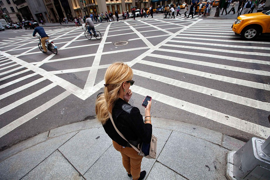 Beaucoup d'Américains estiment que l'accès aux données de... (Photo ucas Jackson, archives REUTERS)