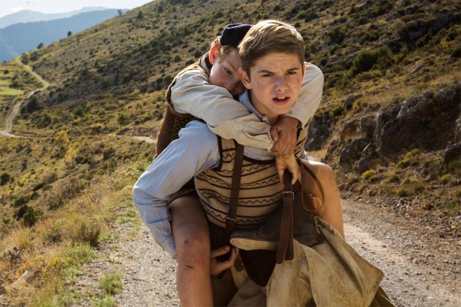 Une scène du film Un sac de billesde... (Photo fournie par Les Films Séville)