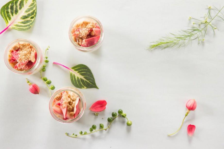 Avec l'été vient l'envie de desserts légers et... (Photo Marco Campanozzi, La Presse)