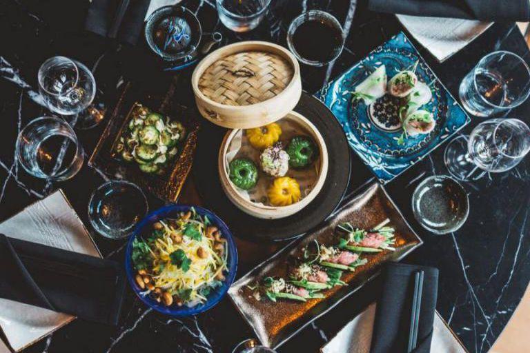 La brasserie asiatique Kozu a ouvert ses portes... (Photo fournie par A5)
