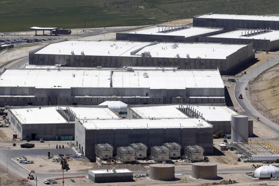 LeCentre de données de la NSA, situé près... (PHOTO ARCHIVES AP)