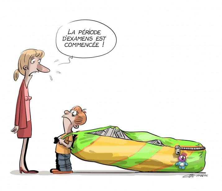 Caricature du 6 juin | 5 juin 2017