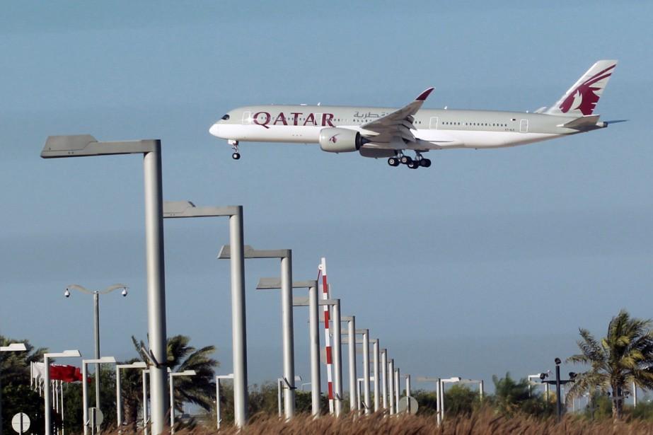 Le Qatar a vu lundi l'Arabie saoudite, Bahreïn,... (REUTERS)