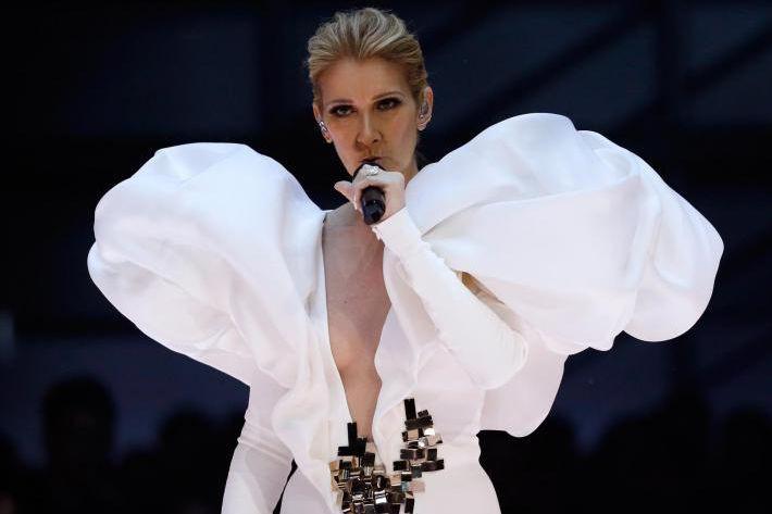 Céline Dion fait l'objet d'un article intitulé«How CélineDion... (PhotoMario Anzuoni, Archives Reuters)