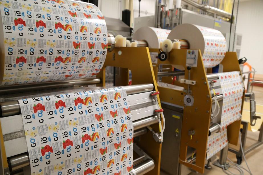 L'usine de Granby compte actuellement 287 employés syndiqués... (La Voix de l'Est)