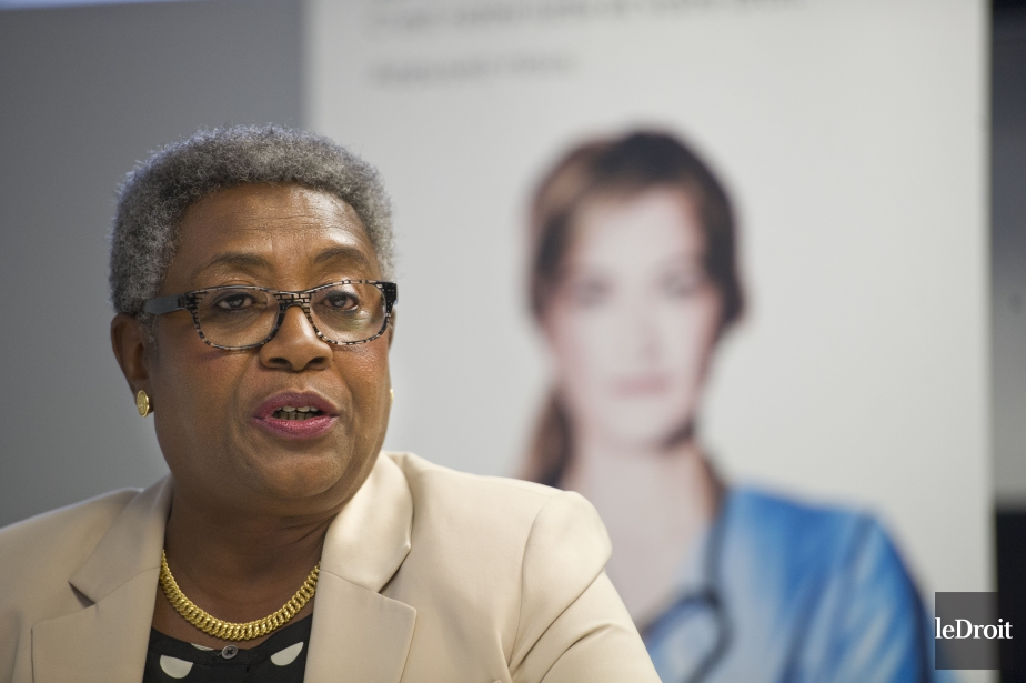 La présidente de la Fédération interprofessionnelle de la... (PHOTO MARTIN ROY, archives LE DROIT)
