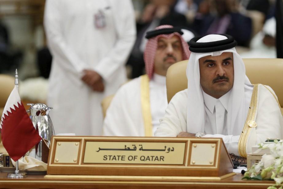 Les autorités qataries affirment avoir été victimes de... (ARCHIVES REUTERS)