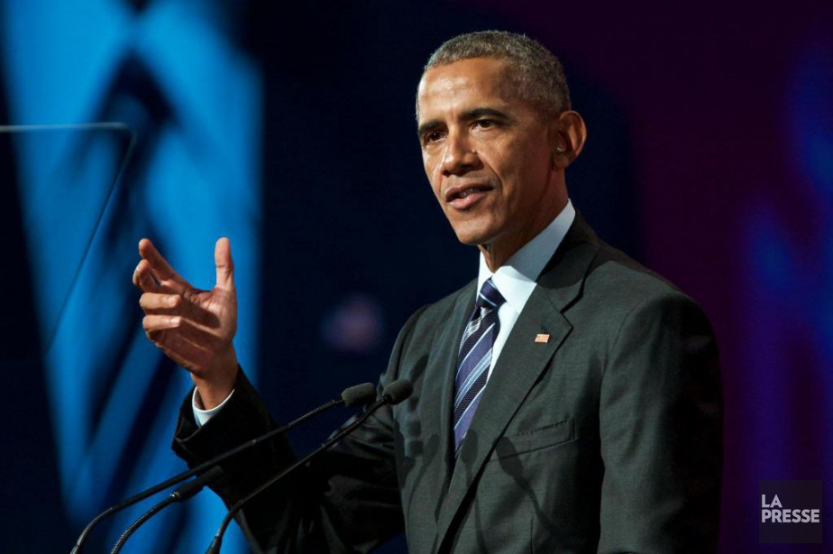 «Barack Obama était idéaliste avant d'être élu à... (PHOTO ANDRÉ PICHETTE, LA PRESSE)