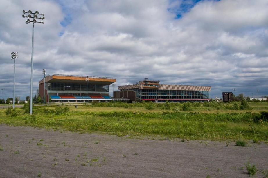 Le redéveloppement d'une telle superficie, soit 4,7millions de... (Photo Martin Tremblay, Archives La Presse)