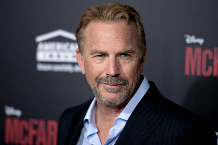 Kevin Costner... (Photo Richard Shotwell, Archives Associated Press)