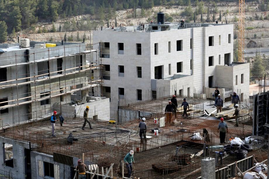 Les Palestiniens ont estimé mercredi... (Photo Ronen Zvulun, archives REUTERS)