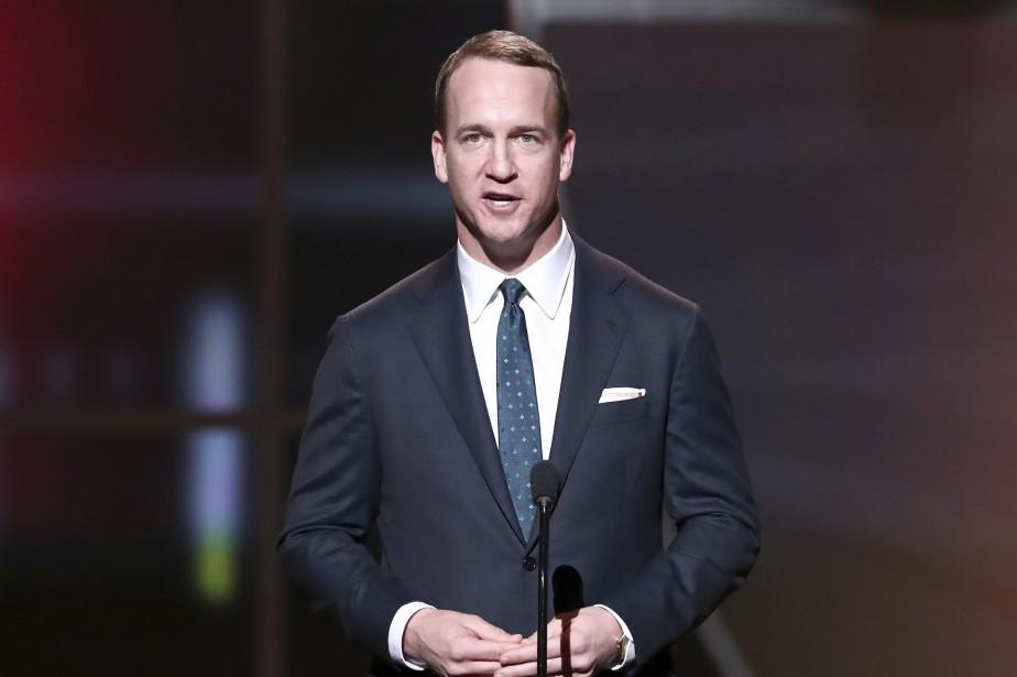 Peyton Manning... (Photo archives AP)