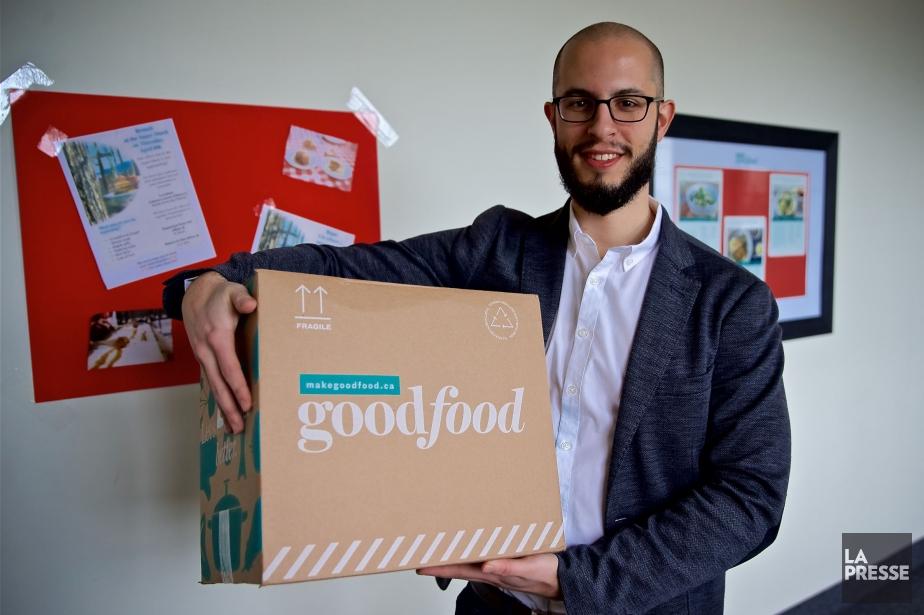 Marché Goodfood est une entreprise montréalaise d'environ 200... (PHOTO ANDRÉ PICHETTE, ARCHIVES LA PRESSE)