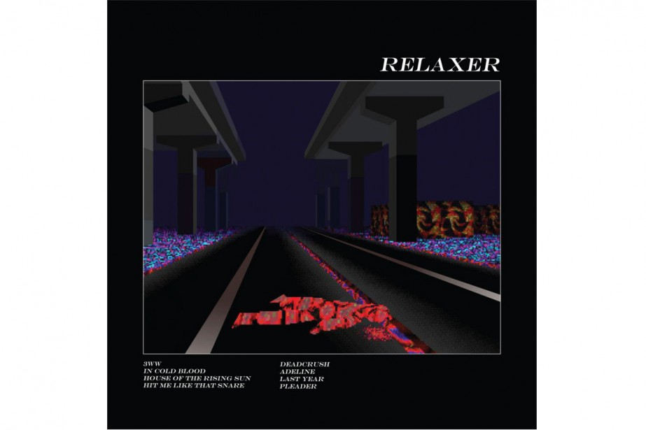 Relaxer, d'alt-J... (IMAGE FOURNIE PAR INFECTIOUS MUSIC)