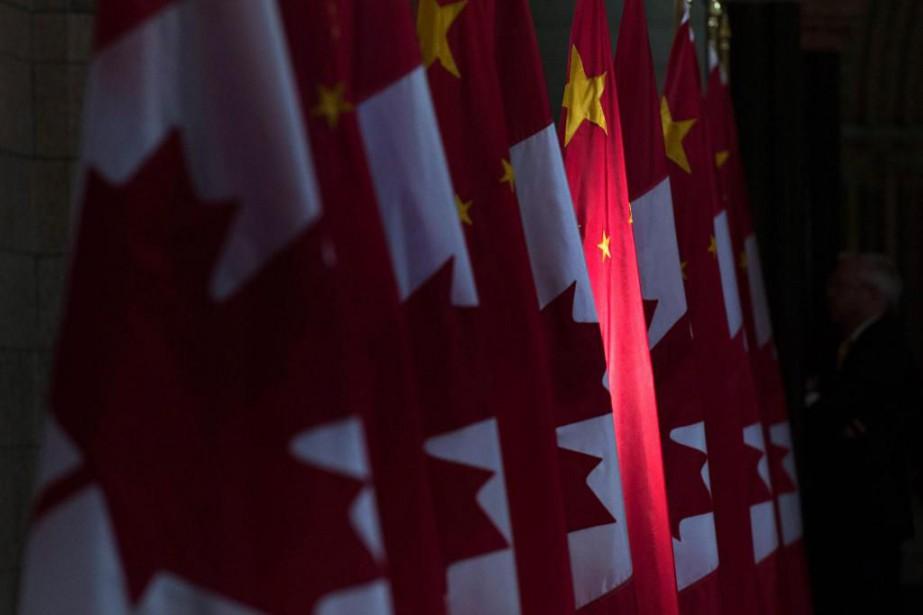 Le Service canadien du renseignement de sécurité (SCRS)... (photoAdrian Wyld, archives la presse canadienne)
