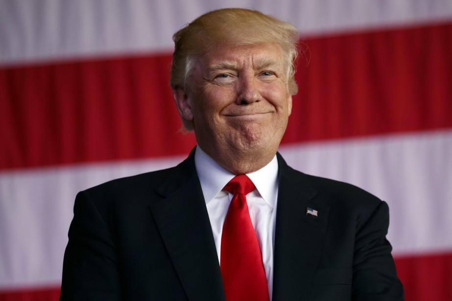 Donald Trump... (Archives, Associated Press)
