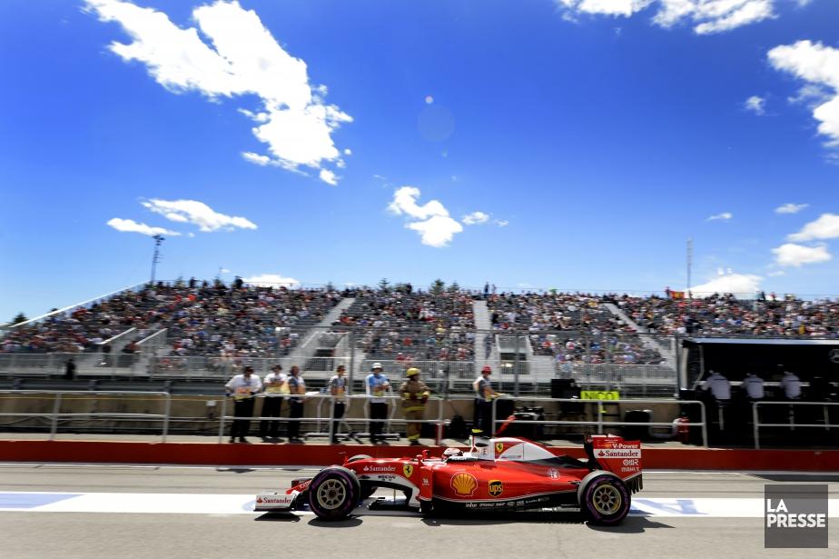 En réalité, deux ententes visant le Grand Prix... (PHOTO BERNARD BRAULT, ARCHIVES LA PRESSE)