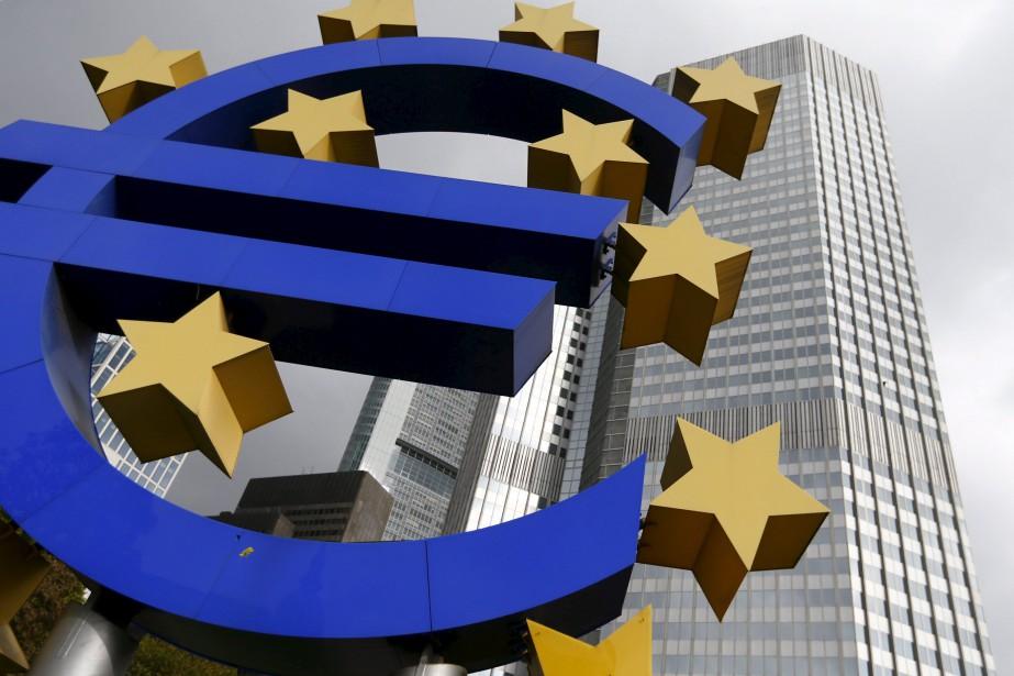La Banque centrale européenne (BCE)... (PhotoRalph Orlowski, Archives Reuters)
