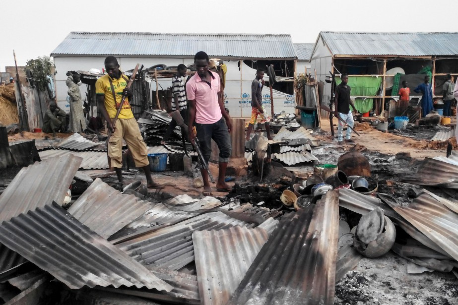 Dix civils ont été tués dans trois attentats... (Photo Agence France-Presse/Stringer)