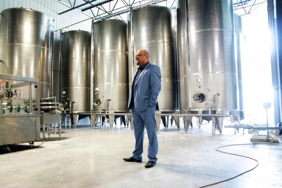 L'entreprise Les huiles d'olive Lahmar a installé ses... (PHOTO ÉTIENNE RANGER, LEDROIT)