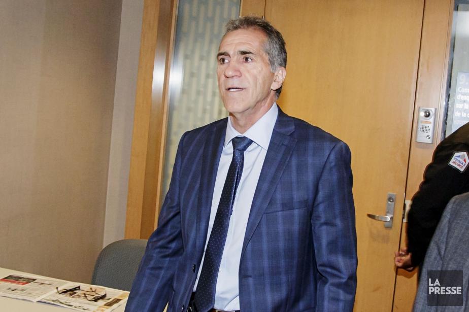 L'ancien patron de la Surêté du Québec Mario... (PHOTO ALAIN ROBERGE, LA PRESSE)