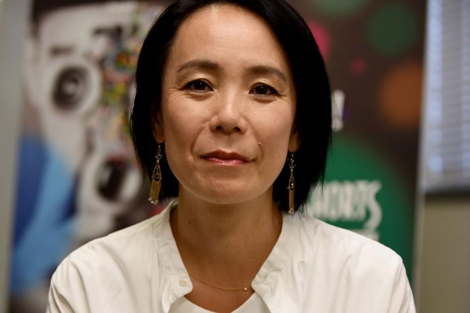 L'une des réalisatrices japonaises les plus encensées à... (PHOTO AFP)