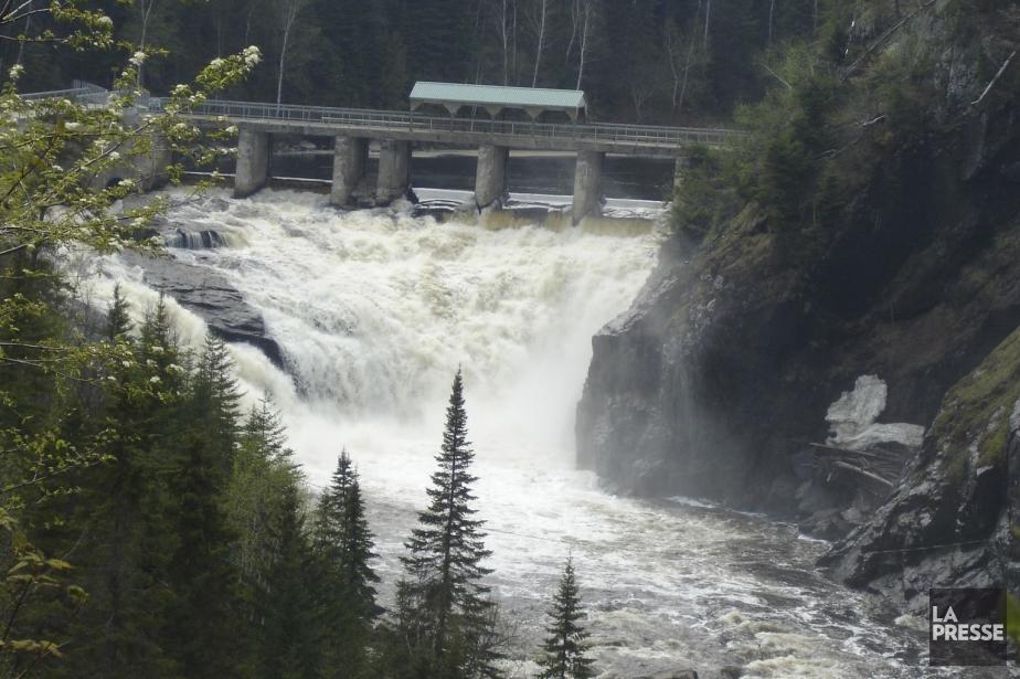 La rivière Métabetchouan.... (ARCHIVES LA PRESSE)