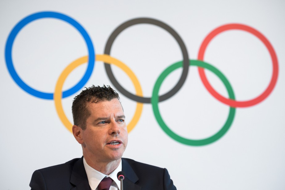 Le directeur des sports du CIO, Kit McConnell.... (Photo Fabrice Coffrini, AFP)
