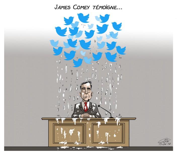 Caricature du 10 juin | 10 juin 2017