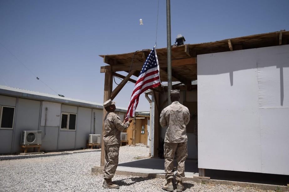L'attaque a été revendiquée par les Talibans, qui... (Photo WAKIL KOHSAR, AFP)