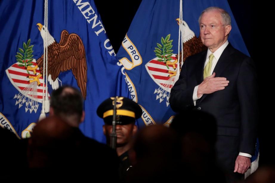 Le ministre de la Justice, Jeff Sessions,sera interrogé... (Photo Chris Aluka Berry, REUTERS)