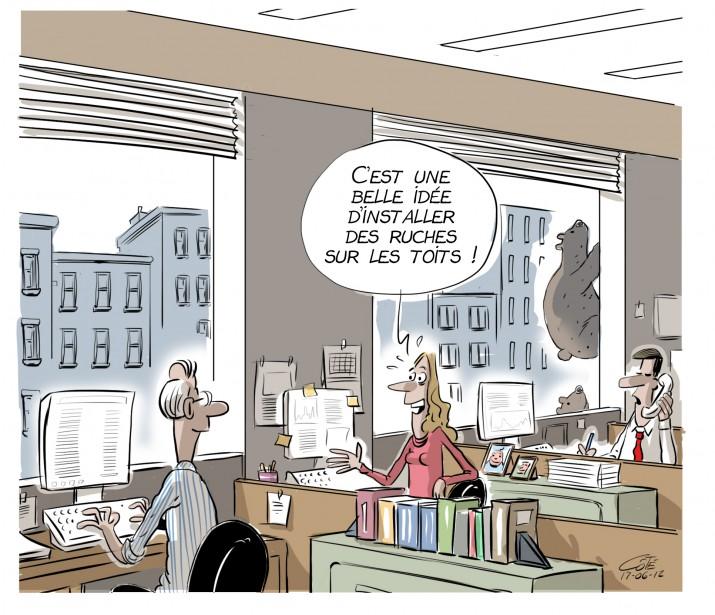 Caricature du 12 juin | 12 juin 2017