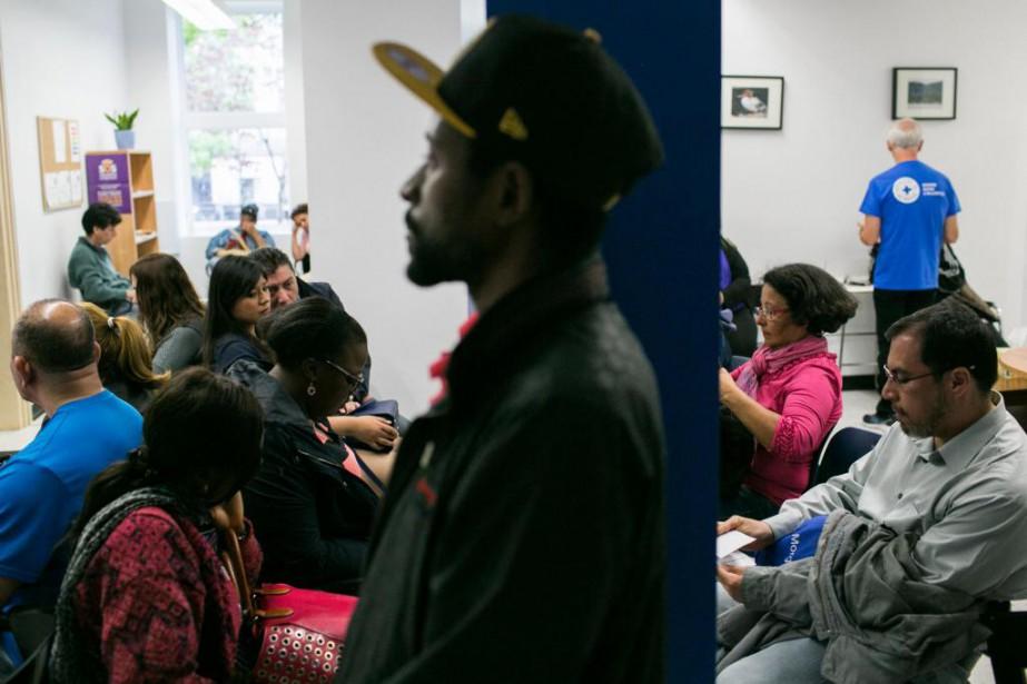 Pas moins de 74% des sans-papiers ont déjà... (Photo Martin Tremblay, La Presse)