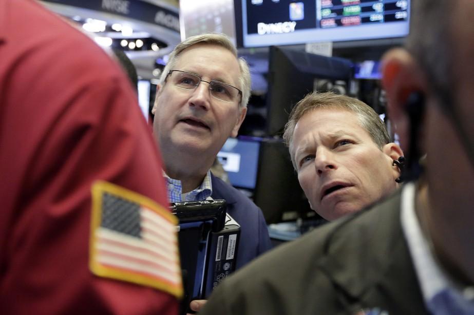 Au sein du Dow Jones, le géant de... (AP)
