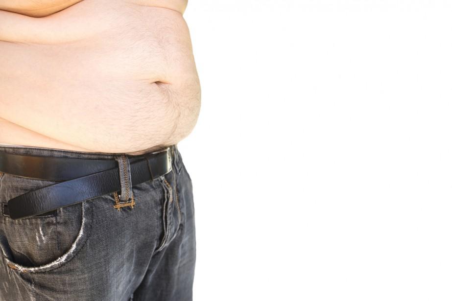 La proportion de la population obèse n'a cessé d'augmenter... (PHOTO THINKSTOCK)