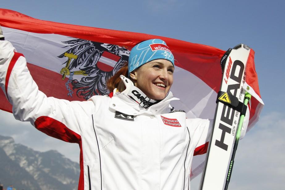 Elisabeth Goergl... (Photo Matthias Schrader, archives Associated Press)