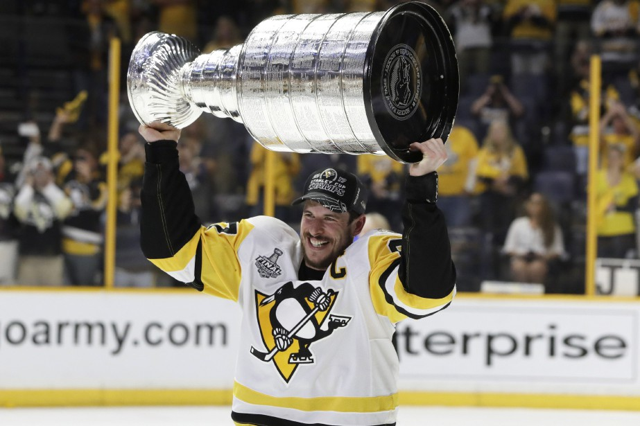 Sidney Crosby... (Photo Mark Humphrey, Associated Press)