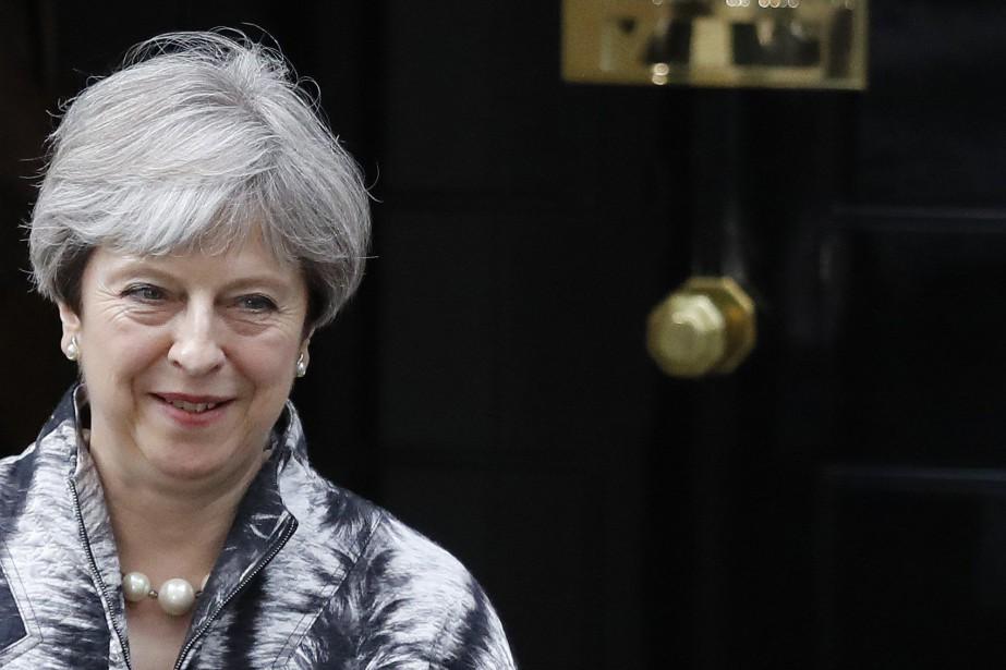 De nombreux analystes estiment que Theresa May pourrait... (AP)