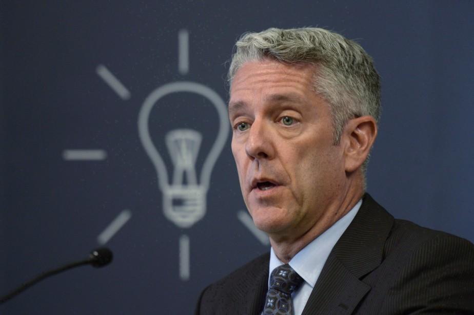 Dans son dernier discours comme président du Conseil... (Archives, La Presse canadienne)