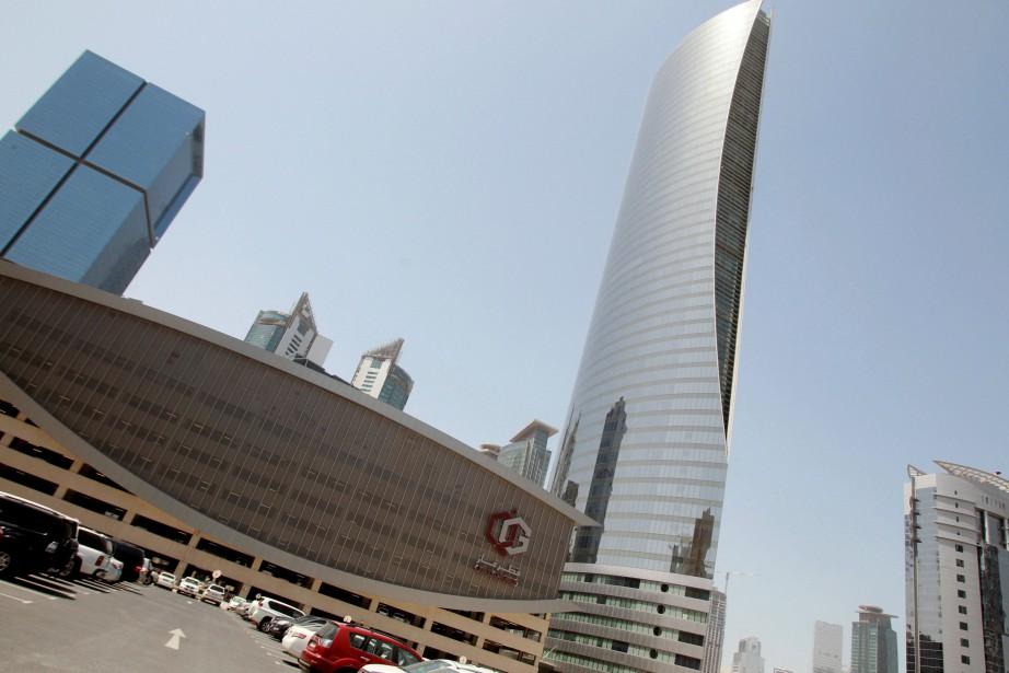 La bourse du Qatar a connu une chute, dimanche, alors... (Photo archives REUTERS)