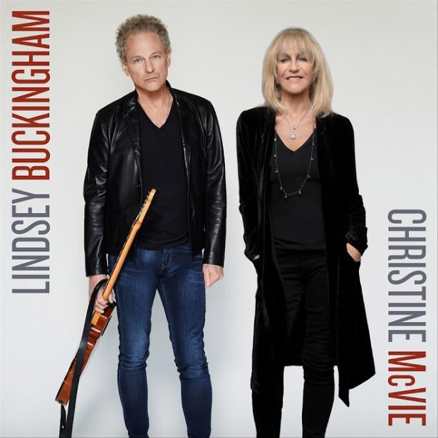 Lindsey Buckingham/Christine McVie... (Image fournie parEast West/Warner Music)