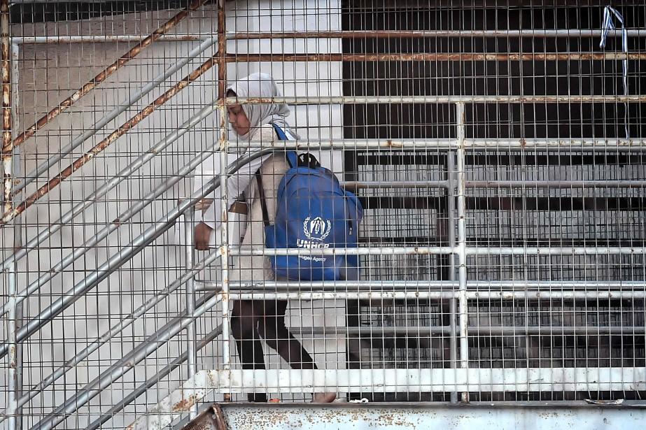 «J'espère que les trois gouvernements vont changer leur... (AFP)