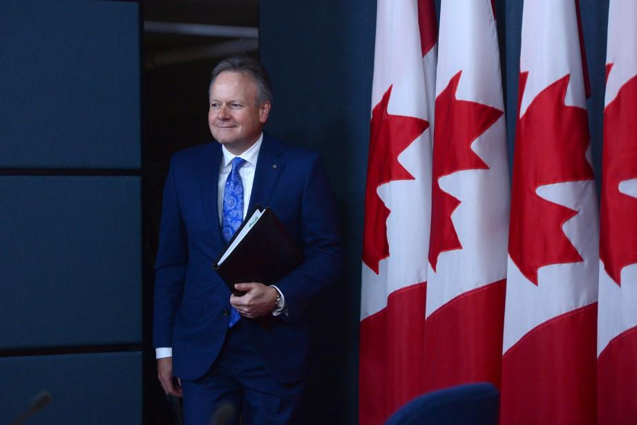 Le gouverneur de la Banque du Canada, Stephen... (PHOTO ARCHIVES LA PRESSE CANADIENNE)