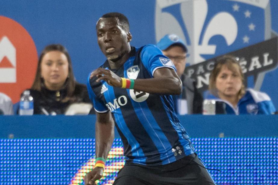 Ambroise Oyongo... (Photo Marc DesRosiers, USA Today Sports)