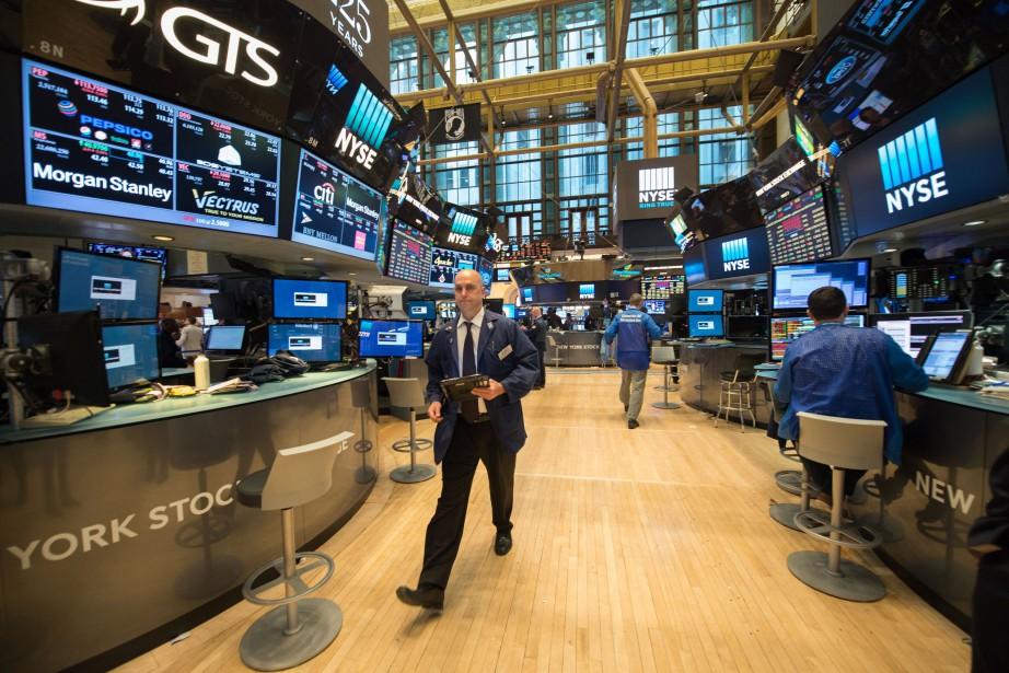 Le Dow Jones et le S&P 500 ont... (Archives AFP)