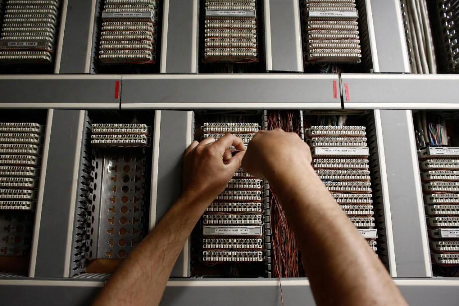 La Caisse de dépôt et placement et Canderel... (Photo Kostas Tsironis, Archives Bloomberg)