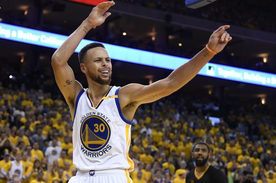 Stephen Curry... (Photo Kyle Terada, USA Today Sports)