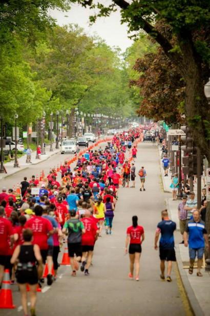 Plus de 10000 employés de 370 entreprises de... (Photo fournie par Défi Entreprises)